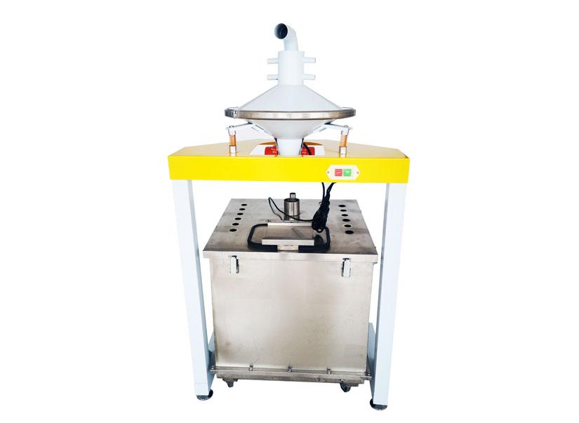 WX-SFJ-250S  自动筛粉机带方形大粉桶